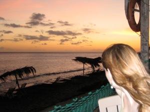 St Kitts, Shipwreck Bar, 2007