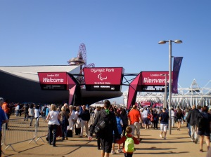 Welcome to London 2012