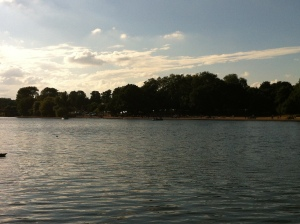Serpentine Lake