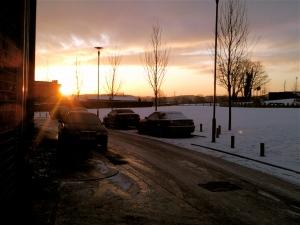 Sunrise, Greenhithe, 2010