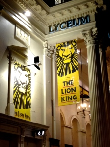 The Lion King, London