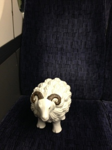 Mabel back on the train