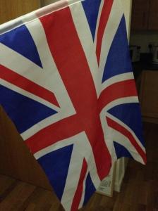GB Davis Cup flag