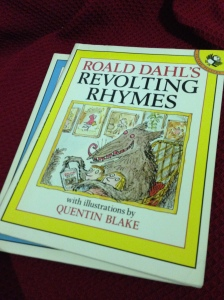 Revolting Rhymes, Roald Dahl