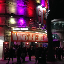 Women on the Verge of a Nervous Breakdown, London