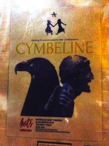 Cymbeline at Waterloo East theatre