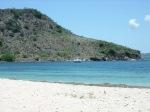 St Kitts beach