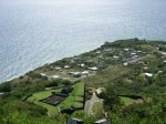 St Kitts hilltop view