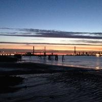 Dartford sunset