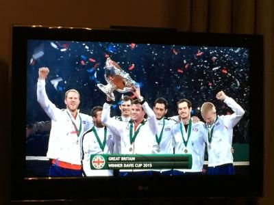 GB win Davis Cup final