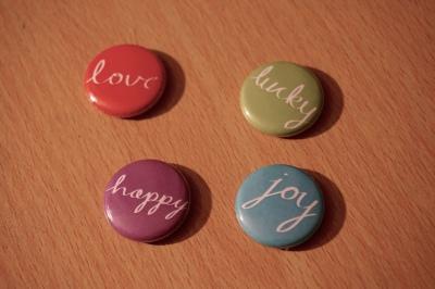 Happy badges