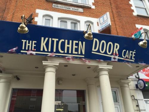Kitchen Door Cafe, London